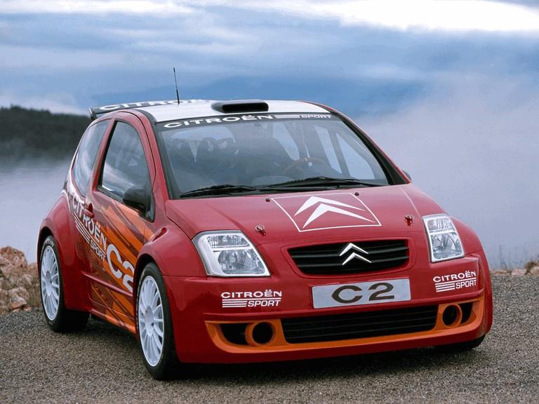 2003 Citroën C2 Sport concept 400430
