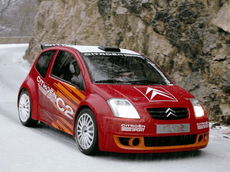 2003 Citroën C2 Sport concept 400431