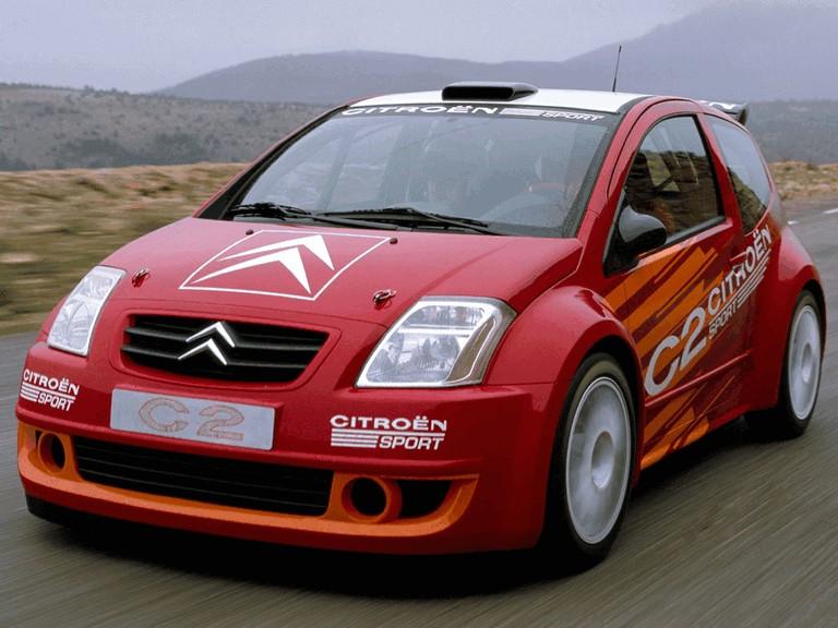 2003 Citroën C2 Sport concept 400432