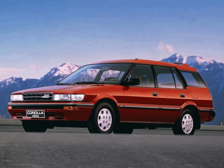 1988 Toyota Corolla ( AE95 ) 4WD Wagon 400467