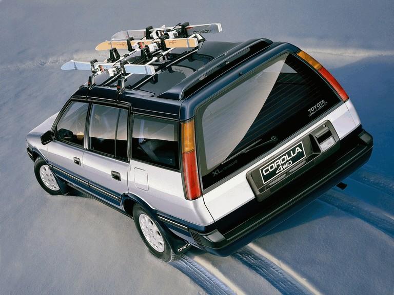 1988 Toyota Corolla ( AE95 ) 4WD Wagon 400469