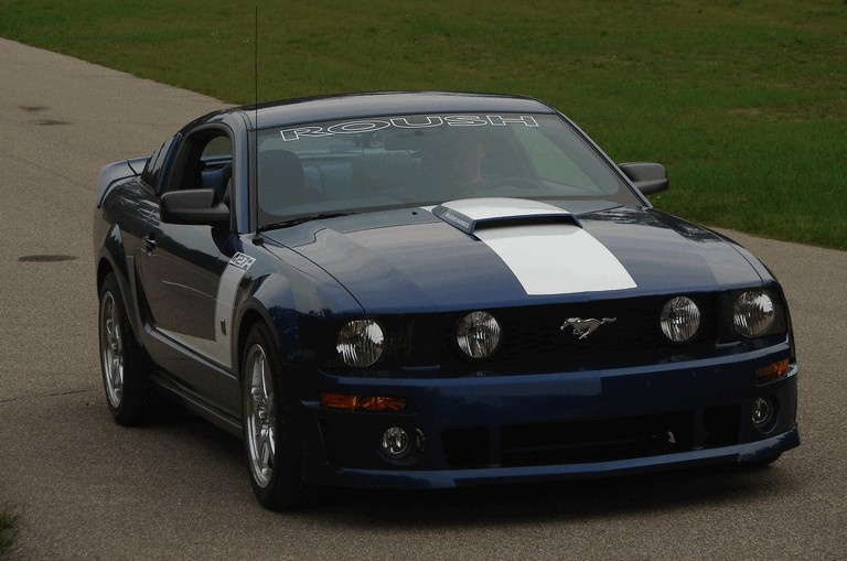 2007 Ford Mustang Roush stage 3 220234