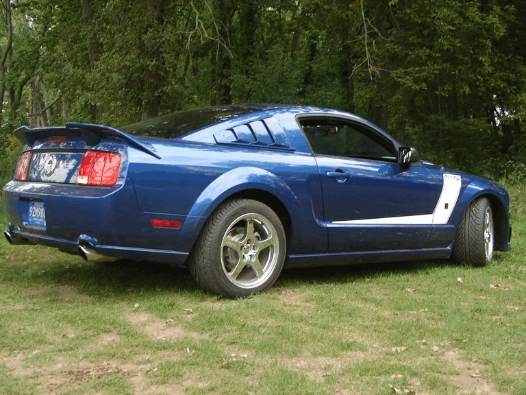 2007 Ford Mustang Roush stage 3 220236