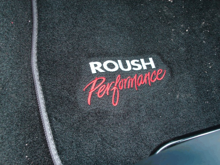 2007 Ford Mustang Roush stage 3 220248