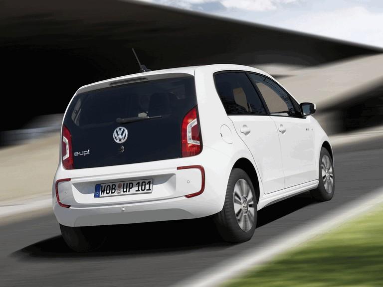 2014 Volkswagen e-Up 400534