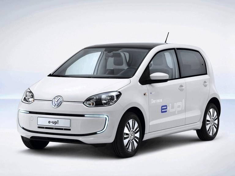 2014 Volkswagen e-Up 400536
