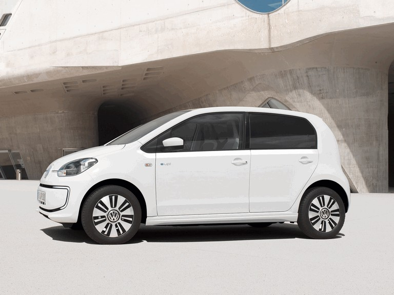 2014 Volkswagen e-Up 400542