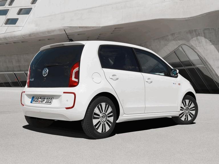 2014 Volkswagen e-Up 400545