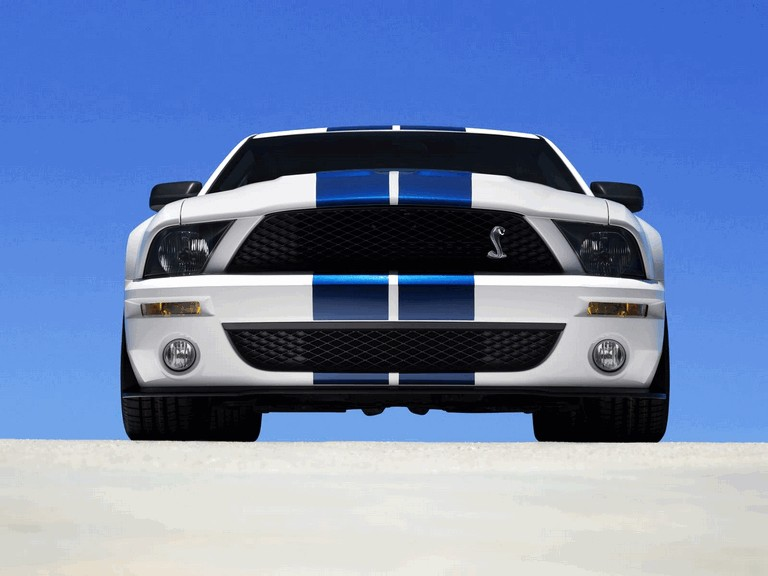 2007 Ford Mustang Shelby GT500 220274