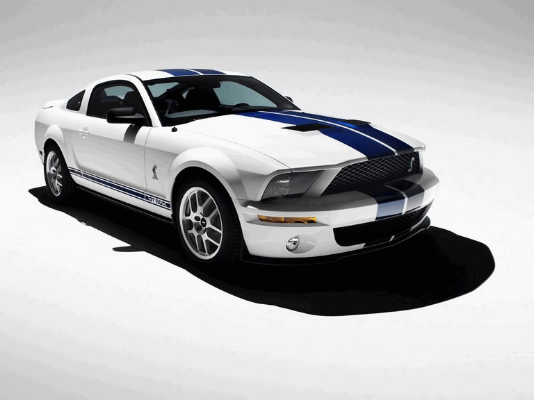 2007 Ford Mustang Shelby GT500 220275