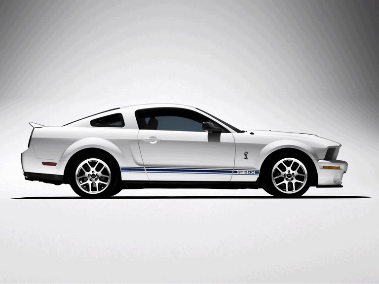 2007 Ford Mustang Shelby GT500 220276