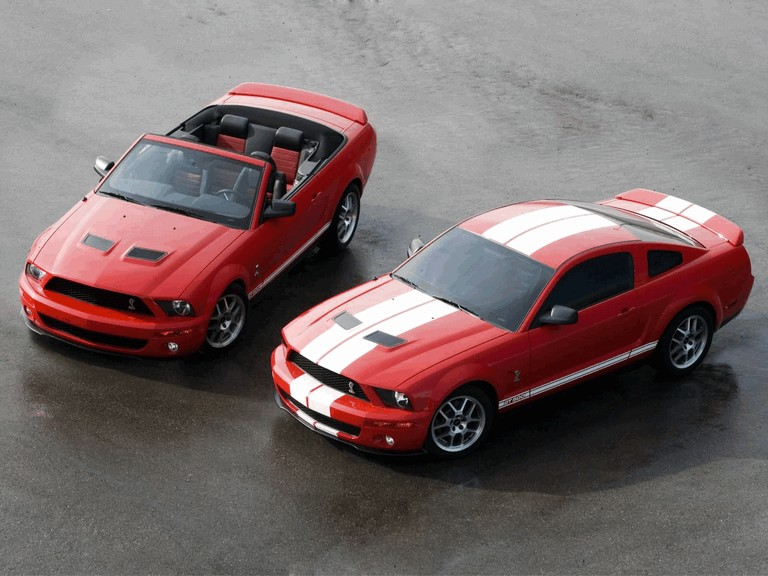 2007 Ford Mustang Shelby GT500 220280