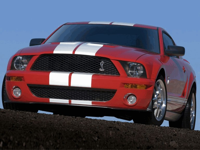 2007 Ford Mustang Shelby GT500 220281