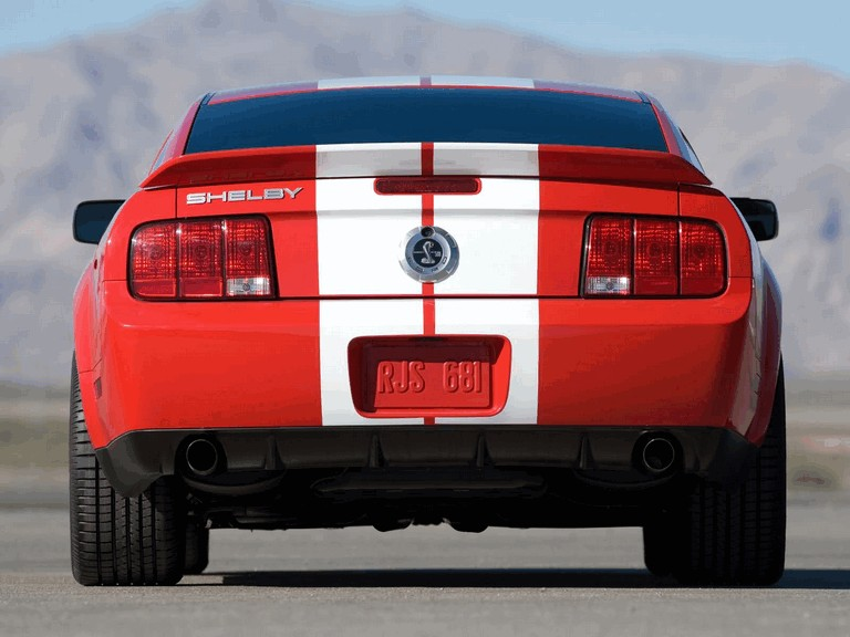 2007 Ford Mustang Shelby GT500 220284