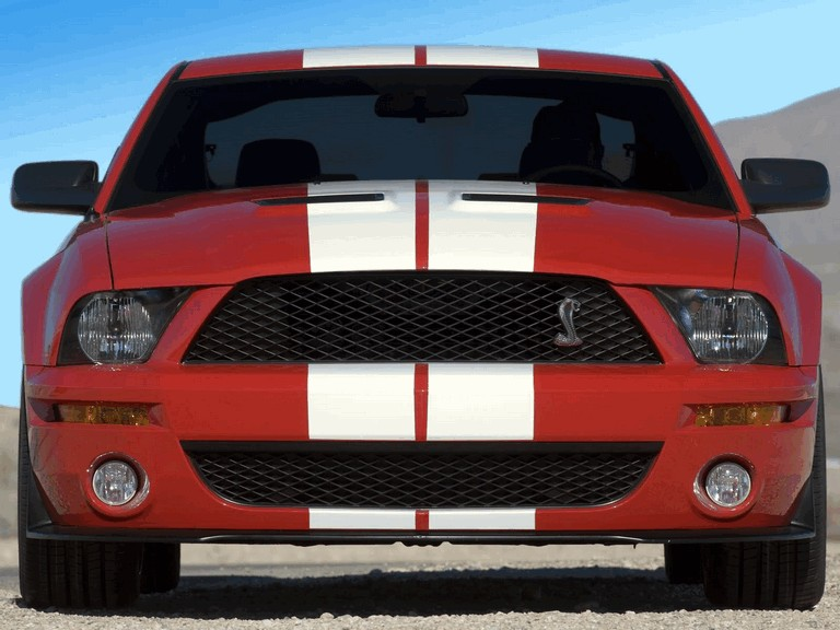 2007 Ford Mustang Shelby GT500 220285