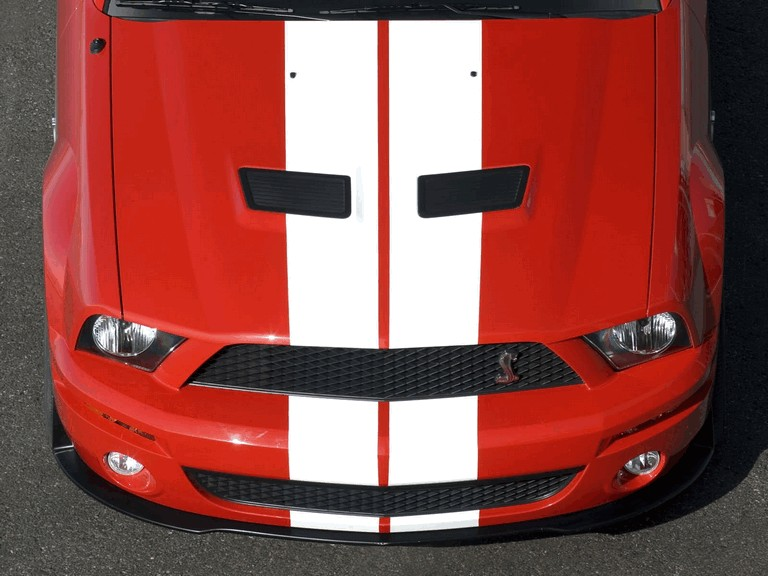 2007 Ford Mustang Shelby GT500 220289