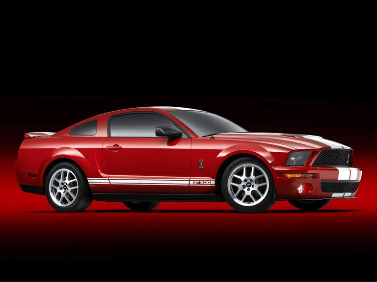2007 Ford Mustang Shelby GT500 220293