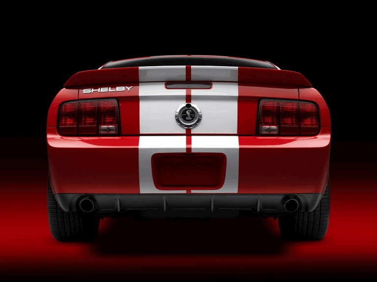 2007 Ford Mustang Shelby GT500 220296