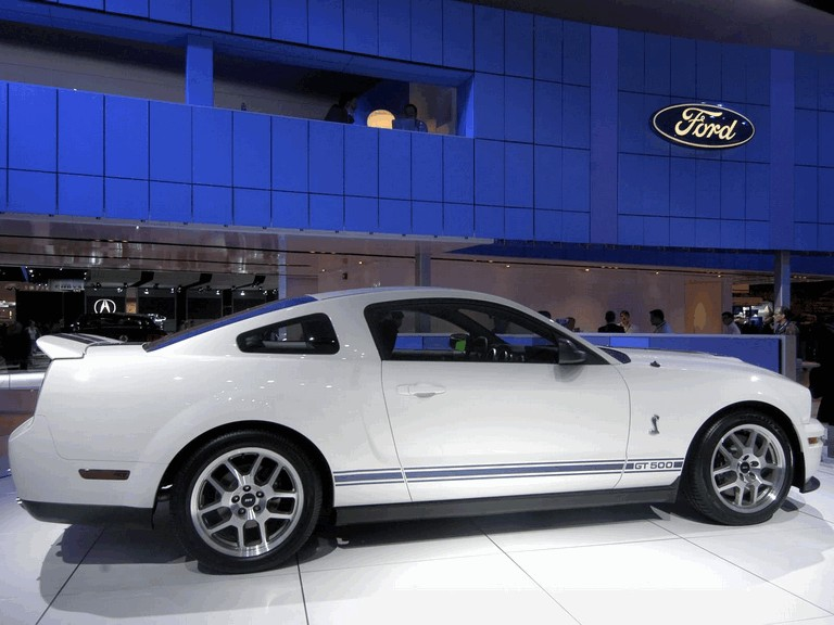 2007 Ford Mustang Shelby GT500 220307