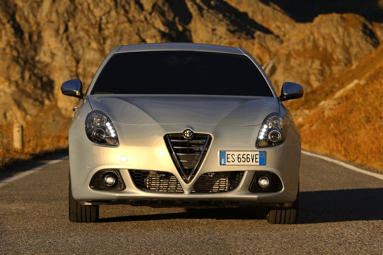 2014 Alfa Romeo Giulietta 400714