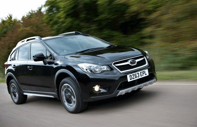 2013 Subaru XV Black Limited Edition 400855