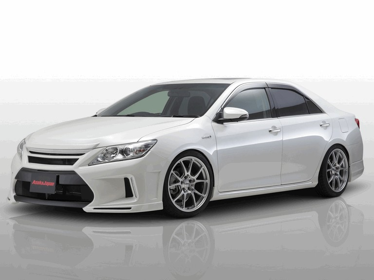 2013 Toyota Camry Hybrid by AsukaJapan 400858
