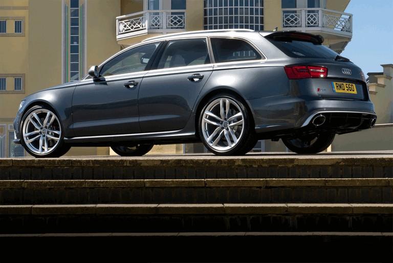 2013 Audi RS6 Avant - UK version 401221