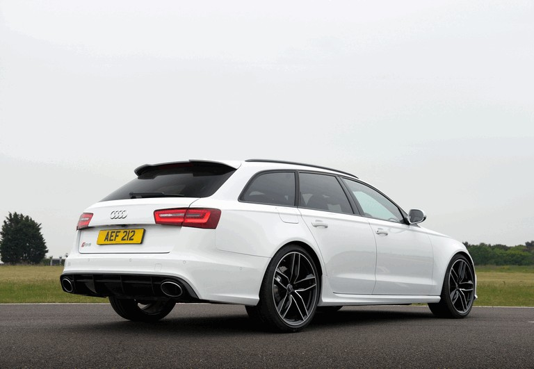 2013 Audi RS6 Avant - UK version 401232