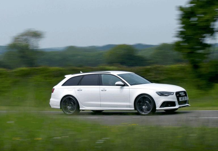 2013 Audi RS6 Avant - UK version 401236