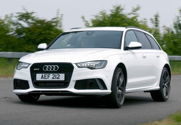 2013 Audi RS6 Avant - UK version 401238