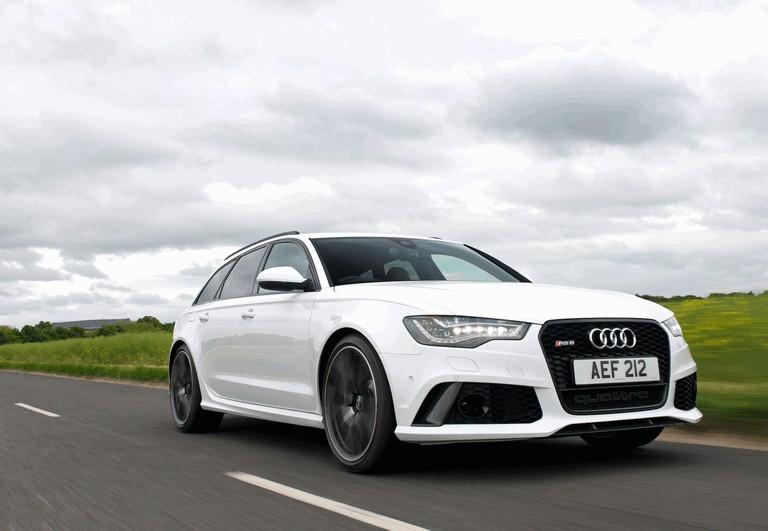 2013 Audi RS6 Avant - UK version 401239