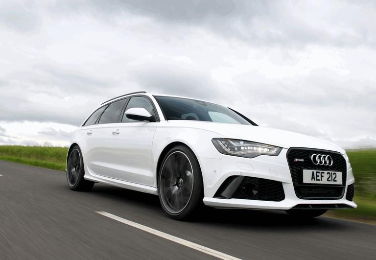 2013 Audi RS6 Avant - UK version 401240