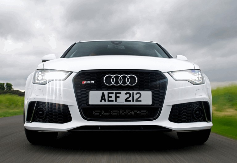 2013 Audi RS6 Avant - UK version 401241