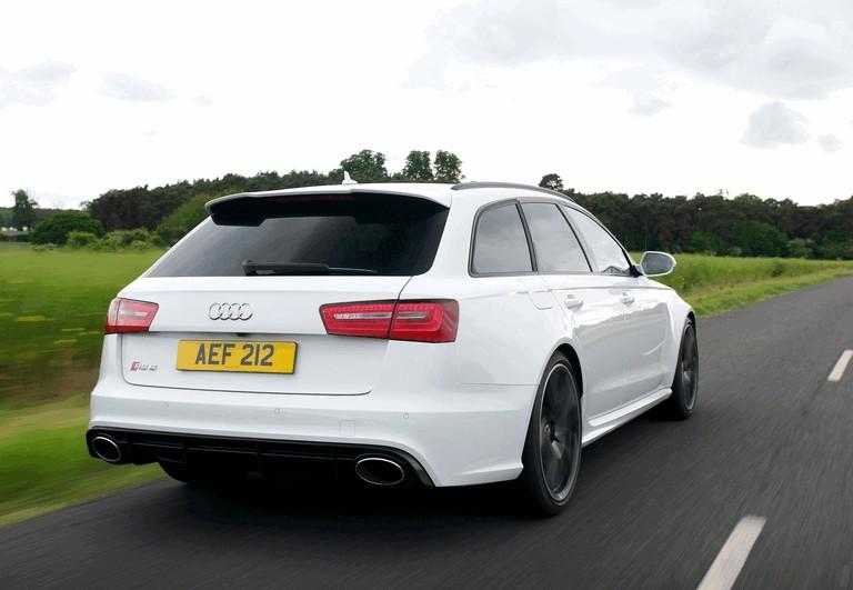 2013 Audi RS6 Avant - UK version 401243
