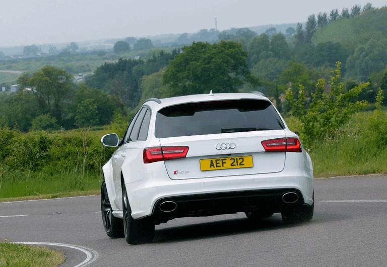 2013 Audi RS6 Avant - UK version 401244