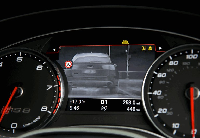 2013 Audi RS6 Avant - UK version 401258