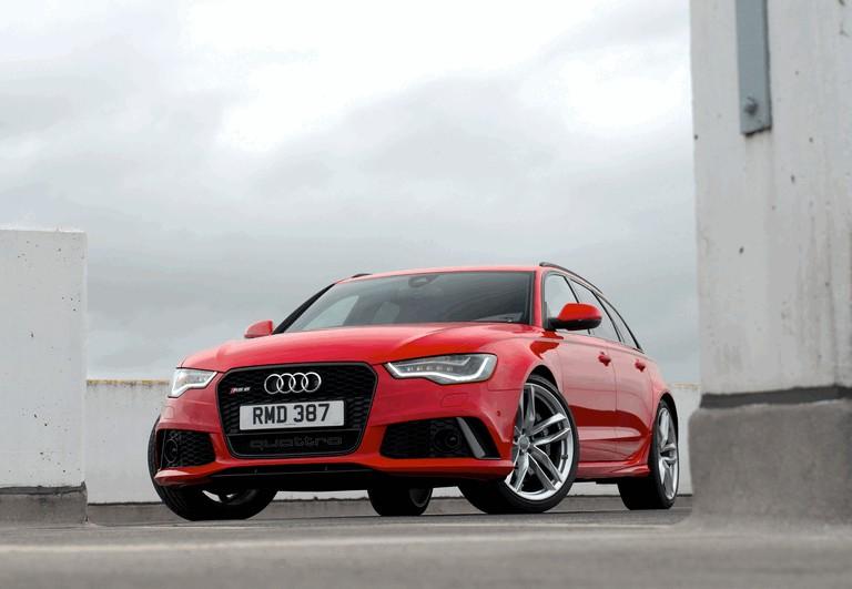 2013 Audi RS6 Avant - UK version 401270