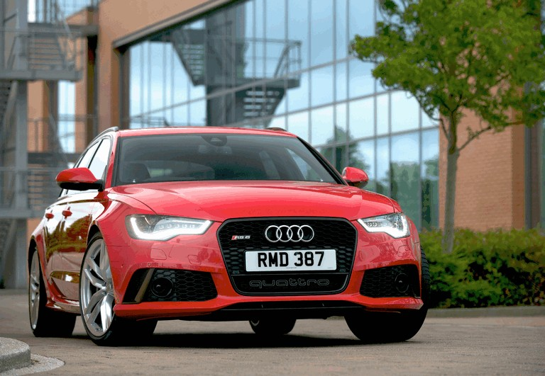 2013 Audi RS6 Avant - UK version 401277