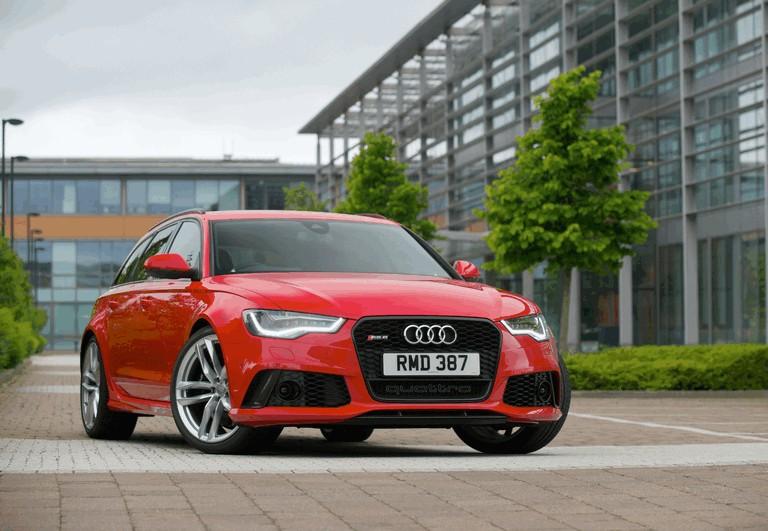 2013 Audi RS6 Avant - UK version 401278
