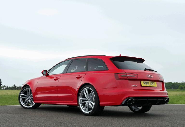 2013 Audi RS6 Avant - UK version 401284