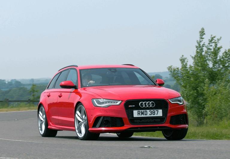 2013 Audi RS6 Avant - UK version 401285