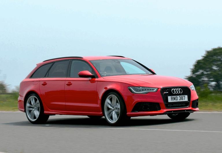 2013 Audi RS6 Avant - UK version 401286