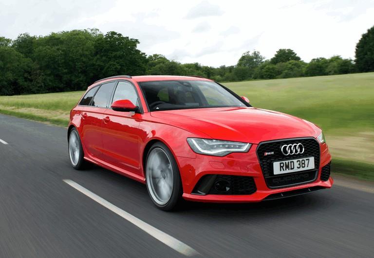 2013 Audi RS6 Avant - UK version 401295