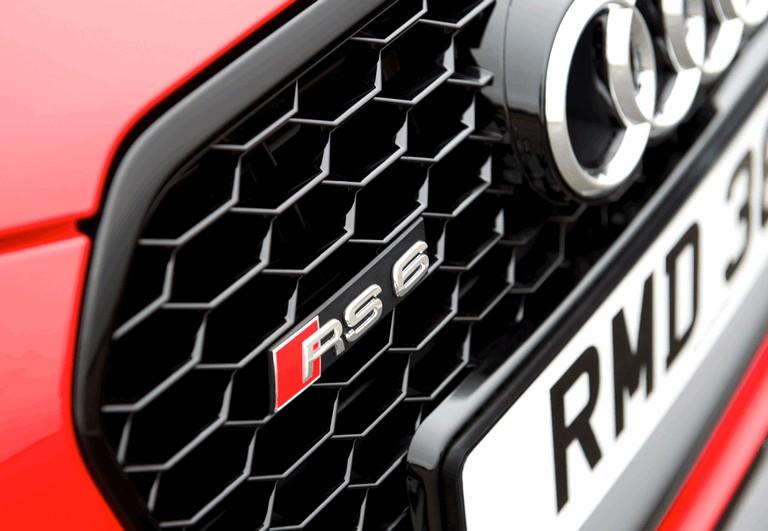 2013 Audi RS6 Avant - UK version 401306