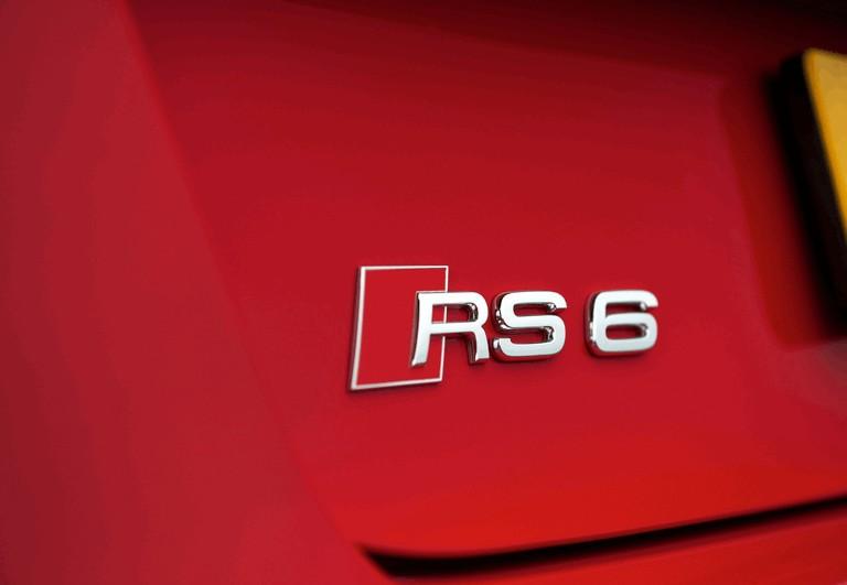 2013 Audi RS6 Avant - UK version 401307