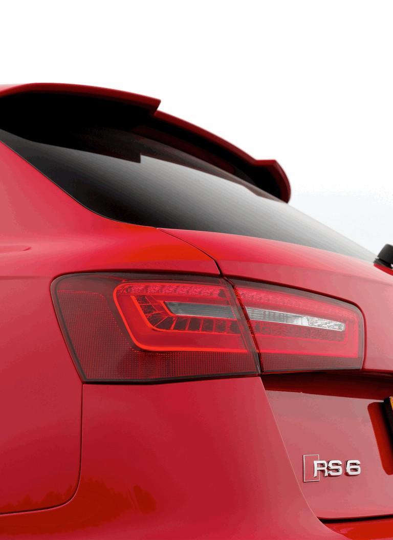 2013 Audi RS6 Avant - UK version 401308