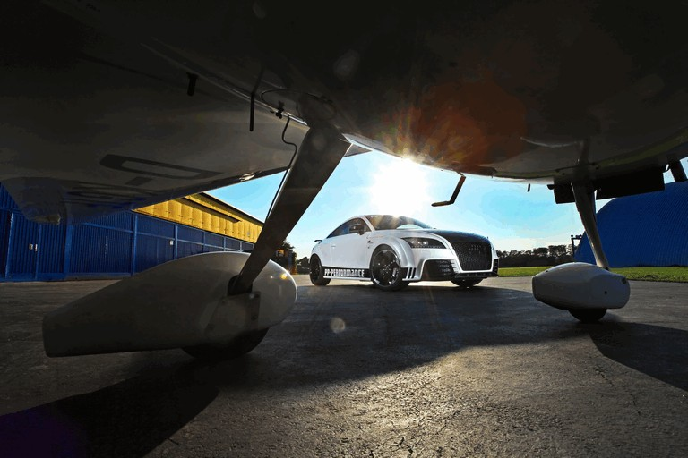 2013 Audi TT RS Black and White Edition by PP-Performance and Cam Shaft 401316