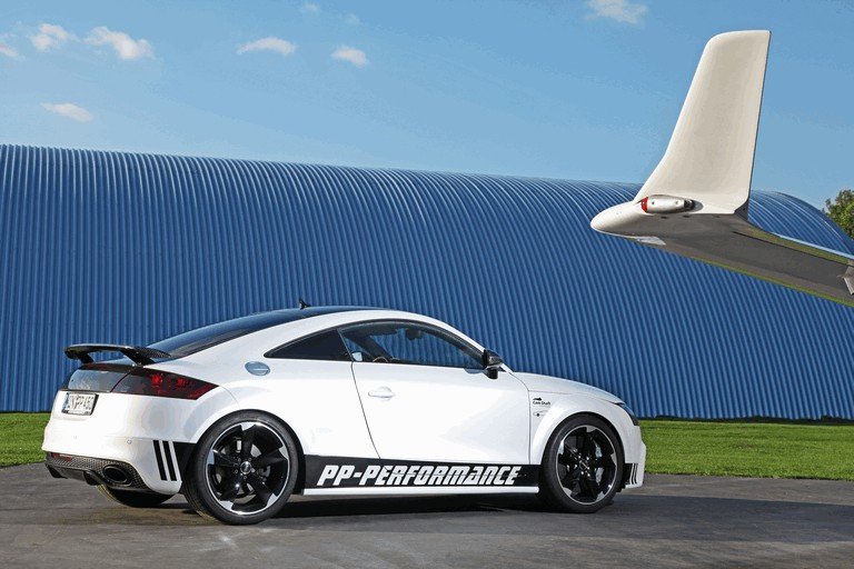 2013 Audi TT RS Black and White Edition by PP-Performance and Cam Shaft 401317