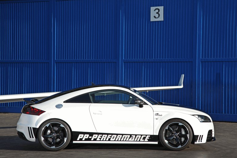 2013 Audi TT RS Black and White Edition by PP-Performance and Cam Shaft 401318
