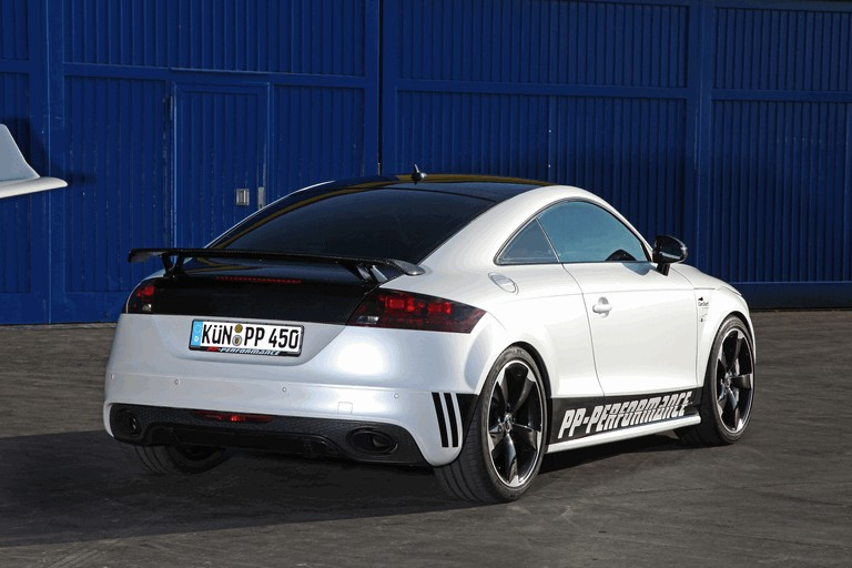 2013 Audi TT RS Black and White Edition by PP-Performance and Cam Shaft 401319